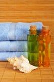 Accesorios del baño Imagenes de archivo