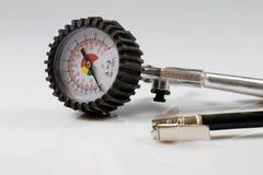Accesorios del compresor, arma de la pintura, soplando, el prensar, soplando Imagen de archivo