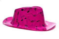 Accesorios del día de fiesta de los sombreros Foto de archivo libre de regalías