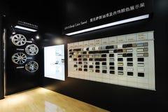 Accesorios del lexus y soporte genuinos del color de carrocería Imagenes de archivo