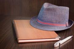 Accesorios del negocio del ` s de los hombres Imágenes de archivo libres de regalías