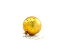 accesorios del ornamento de la Navidad Imágenes de archivo libres de regalías