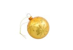 accesorios del ornamento de la Navidad Fotos de archivo