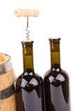 Accesorios del vino Imagen de archivo