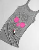 Accesorios elegantes de la moda Equipo del partido del diseño Fotos de archivo libres de regalías