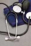 Accesorios médicos Foto de archivo libre de regalías