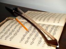 Accesorios musicales Fotografía de archivo