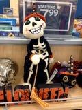 Accesorios para Halloween Imagen de archivo