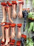 Accesorios para Halloween Imagenes de archivo