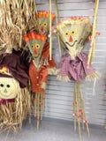 Accesorios para Halloween Imágenes de archivo libres de regalías