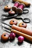 Accesorios para la joyería Fotografía de archivo libre de regalías