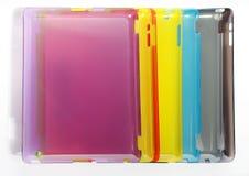 Accesorios para las tabletas 7 Imagenes de archivo