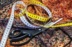 Accesorios sartorios Foto de archivo libre de regalías