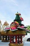 Accesorios tailandeses de la boda Fotografía de archivo