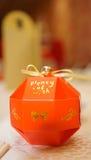 Accesorios y apoyos de la boda Fotos de archivo libres de regalías