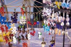 Accesorios y decoraciones para la novia Fotografía de archivo