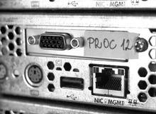 Accesos de comunicaciones Fotos de archivo libres de regalías