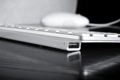 Accesos del USB Fotos de archivo
