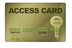 Access Card Royalty Free Stock Images