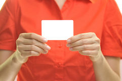 Access Card Royalty Free Stock Photography