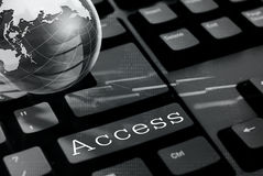 Access concept Royalty Free Stock Photo