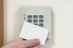 Access control Royalty Free Stock Photos