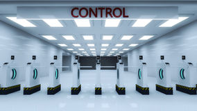 Access control Royalty Free Stock Images