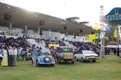 Access Kenya Africa Concours d'Elegance Royalty Free Stock Image