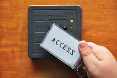 Access Key Royalty Free Stock Photo