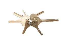 Access keys Stock Photography