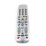 Access remote control tv monitoring support Royalty Free Stock Photos