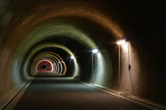 Access Tunnel Stock Photography