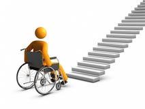 Accessibility stock illustration