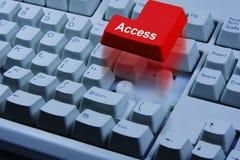 Accesso immagine stock