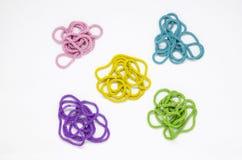 Accessoire de collier coloré Photographie stock