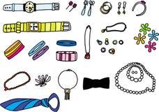 Accessoires Photo stock