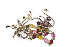 Accessoires colorés de bijoux Photo libre de droits