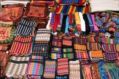 Accessoires colorés fabriqués à la main Images stock