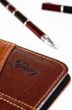 Accessoires d'affaires Photos stock