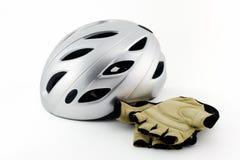 Accessoires de bicyclette. Images libres de droits