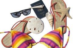 Accessoires de course Photographie stock