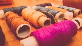 Accessoires de couture Photo libre de droits