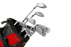 Accessoires de golf Photo stock