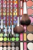 Accessoires de maquillage photographie stock