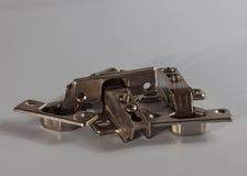 Accessoires de meubles Charnières de porte Photos stock
