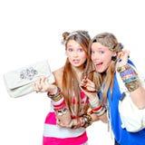 Accessoires de mode de l'adolescence Images stock