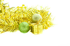 Accessoires de Noël et de nouvelle année Photos libres de droits