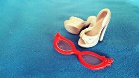 Accessoires de poupée Photo stock