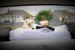 Accessoires et appui verticaux de mariage Photographie stock