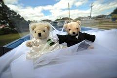 Accessoires et appui verticaux de mariage Photos libres de droits
